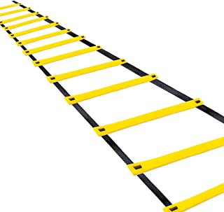 Teenitor 13 Rung Agility Ladder Speed Ladder Training...
