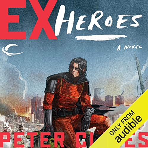 Ex-Heroes  By  cover art