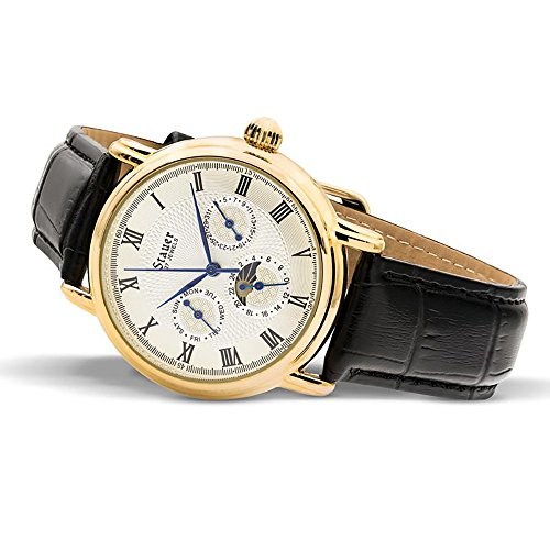 Stauer Men's Magnificat II Automatic Watch...
