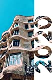 2020: Gift for someone traveling to Spain Barcelona Gaudi Beautiful Planner Calendar Organizer Daily Weekly Monthly Student Diary for finding secret santa gifts for architects