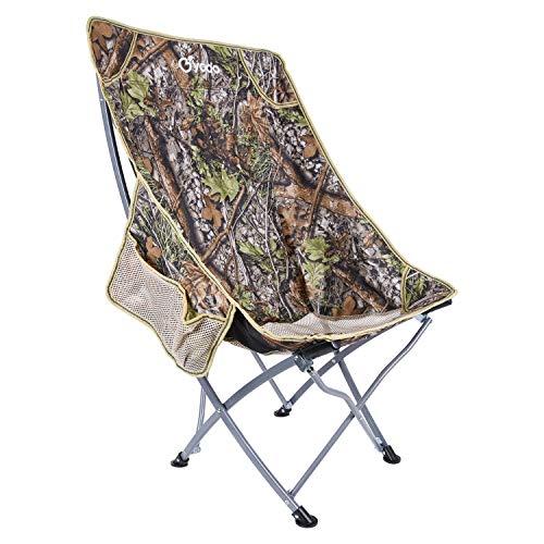 ハイバックチェア キャンプチェア アウトドア椅子 リゾートチェア ラウンジチェア 収束チェア 室内 キャンプ用 耐荷重100kg 折りたたみチェア