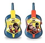Increibles- Walkie Talkie (IMC Toys 500099)