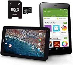 Indigi 7-inch Google Android 6.0 Tablet PC, WiFi Enabled w/ 32GB microSD (Black)