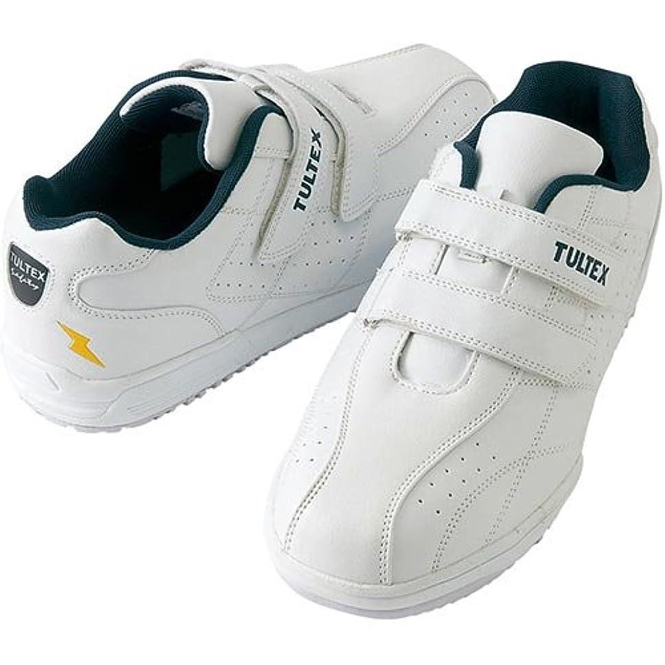 薬理学機械的に淡いAZ-51626 セーフティシューズ(マジック) 22.0~30.0cm 安全靴 セフィテイシューズ