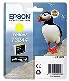 Epson T32444010 - Tinta, color amarillo, Ya disponible en Amazon Dash Replenishment
