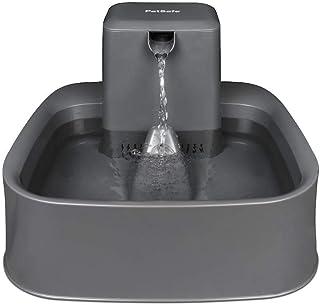 PetSafe Fontaine à Eau Drinkwell pour Animaux - Idéale pour Chat/Petits Chien 1,8 L – Différents flux - Filtres anti-odeur...