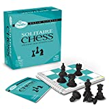 ThinkFun Brain Fitness Solitaire Chess Logic Game and STEM Toy for Age 12 and Up