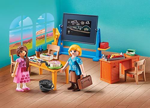 Clase de la señorita Flores Spirit Playmobil (70121 )