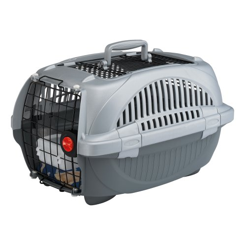Ferplast Atlas Deluxe 20 Open Cat and Dog Carrier, 37.4 x 57.6 x 33 cm, Assorted Models 🔥