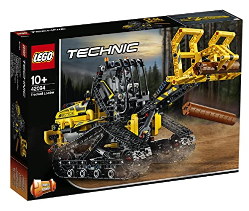 lego technics telecomandato ruspa LEGO Techinc - Ruspa cingolata