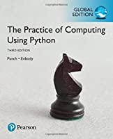 The Practice of Computing Using Python, Global Edition, 3rd Edition Front Cover