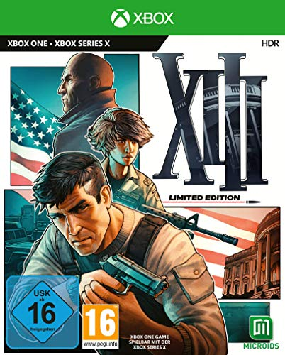 XIII - Limited Edition Xbox One