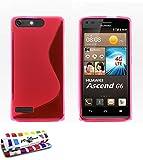 MUZZANO F868509 - Funda para Huawei Ascend G6, Color Rosa