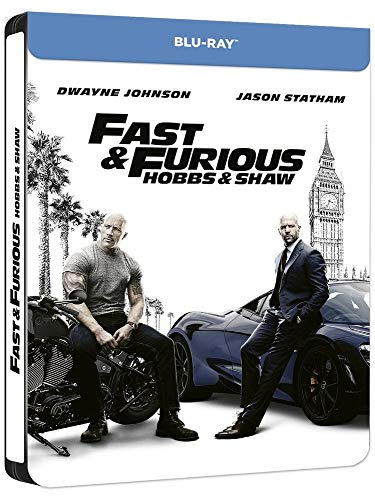 Fast & Furious : Hobbs & Shaw [Blu-ray]