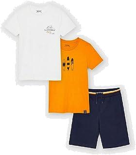 Mayoral Conjunto punto 2 camisetas niño modelo 6636