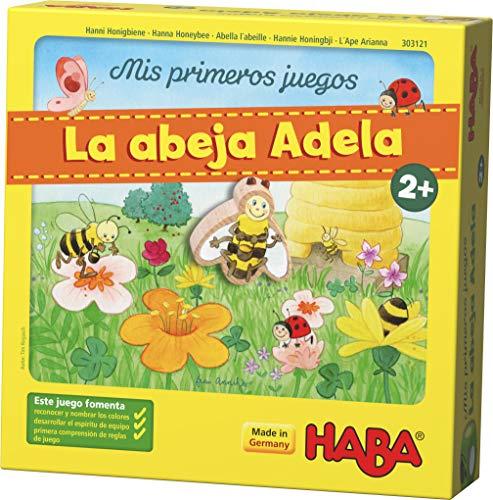 HABA Primeros Juegos La Abeja Adela-ESP (303121)