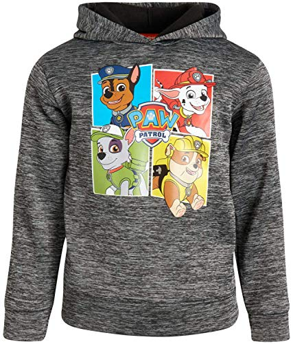 Nickelodeon Boys Paw Patrol Fleece Pullover Character Hoodie...