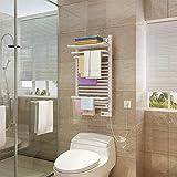 BANANAJOY Toalla Caliente del Calentador for el baño 304 de Pared de Acero Inoxidable de Montaje climatizada Rejilla de...