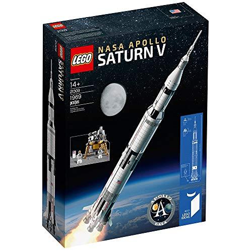 Fusée Saturn V Mission Programme Apollo LEGO NASA 21309 - 1969 Pièces - 5