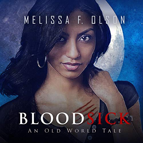 Bloodsick audiobook cover art