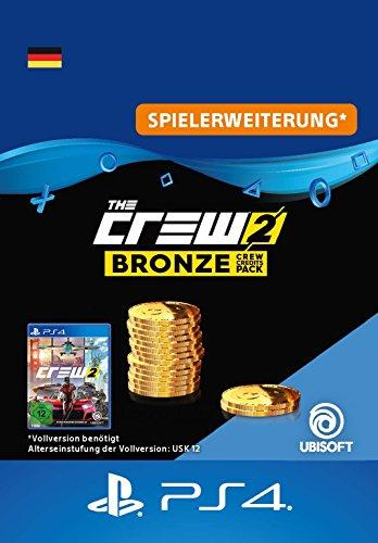 The Crew 2 - Bronze Crew Credits DLC | PS4 Download Code - deutsches Konto