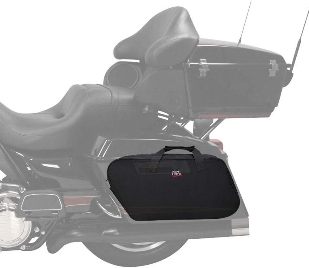 Saddlebag Liner Bag Motorcycle Hard Max 71% OFF Saddle Single-Si Insert 2021 spring and summer new