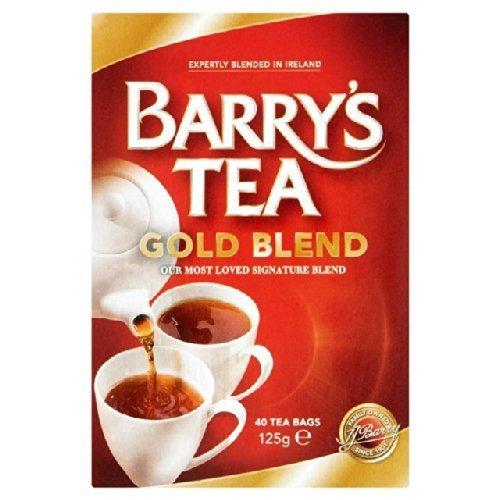 Preisvergleich Produktbild Barry's Tea Gold Blend 40s 125g by Barry's