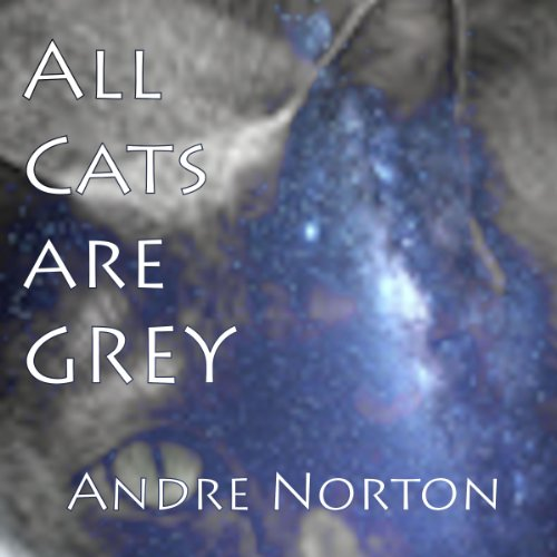 All Cats are Grey audiobook cover art