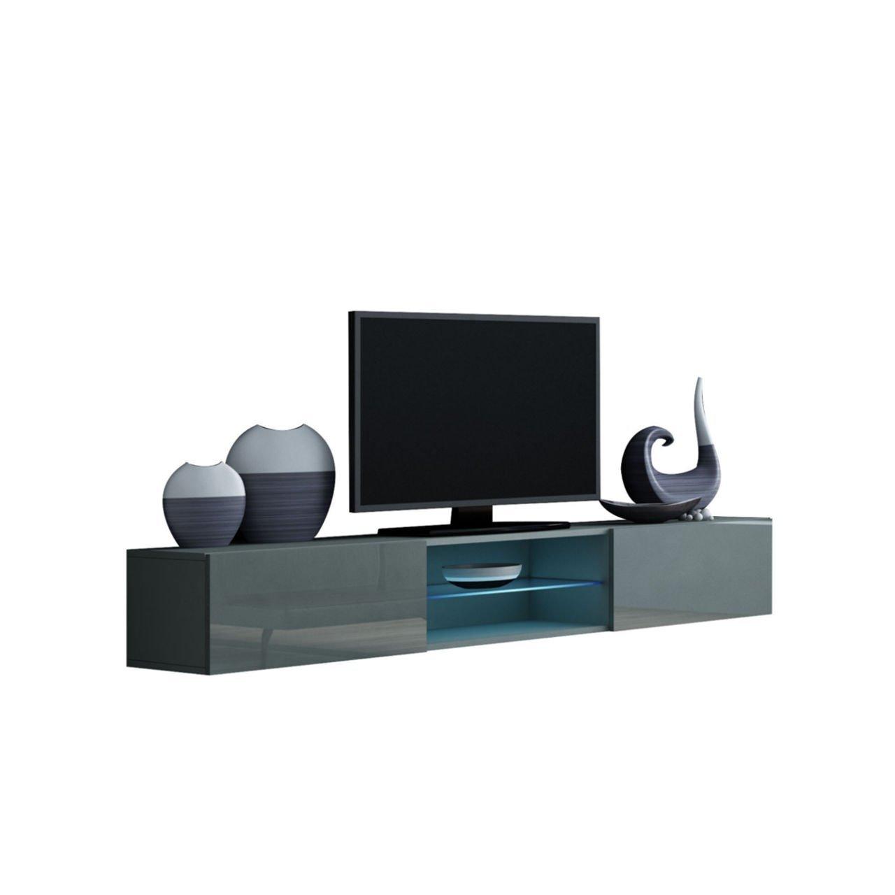 Mirjan24 Tv Schrank Vigo Fernsehschrank Tv Lowboard Mit