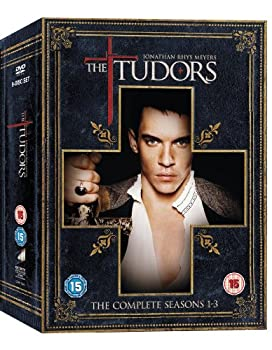 The Tudors - The Complete Seasons 1-3 [Import anglais]