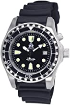 Tauchmeister Germany Sports Watch Helium Safe Sapphire Glass T-258