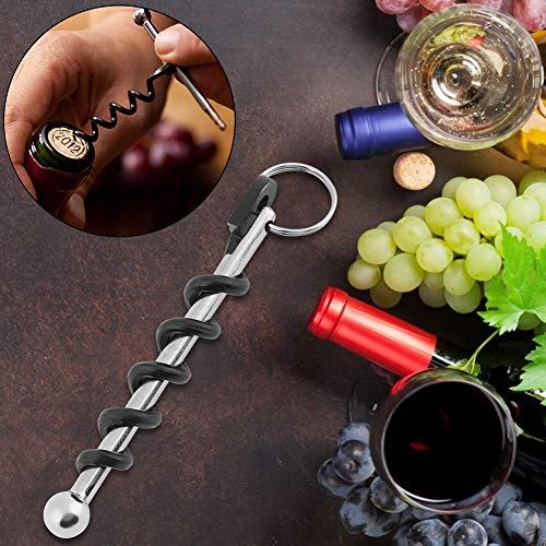 Aparato de cocina, abrebotellas de vino, cocina portátil para el hogar para restaurante