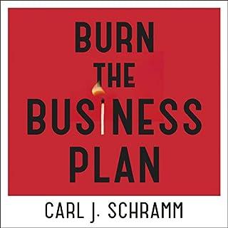Burn the Business Plan cover art