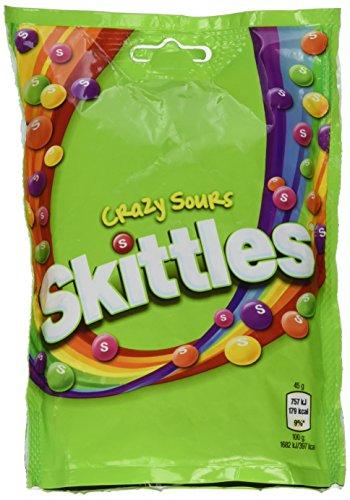 Skittles Crazy Sours 174g