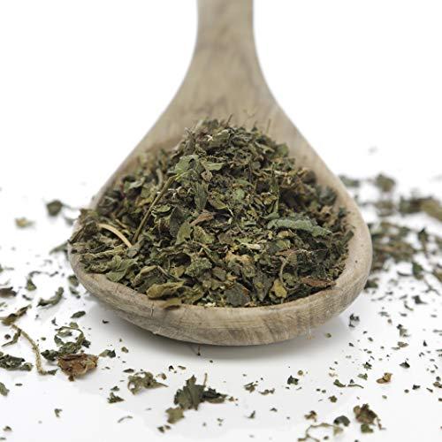 Prime Herbis Natura Brennnesselblätter geschnitten, lose Blätter für Kräutertee, Heilpflanze für Haut & Haare, aus kontrolliert biologischem Anbau, urtica dioica, 100 g