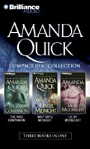 Amanda Quick CD Collection: The Paid Companion, Wait Until Midnight, Lie by Moonlight