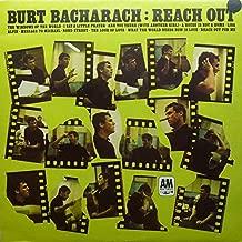 Burt Bacharach - Reach Out - A&M Records - 85 614 IT, A&M Records - AMLS 908