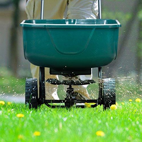 Goplus Seed and Fertilizer Spreader