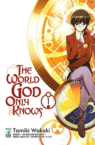 The world god only knows (Vol. 1)