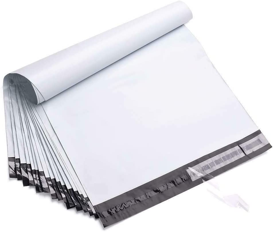 Weekly update RBHK 100pcs 14.5 x 19 White Poly Mailers New Free Shipping Envelo Mailing