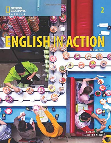 English in Action 2 (English in Action, Third Edition)