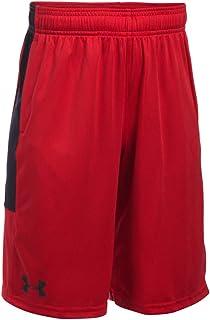 5ae07c9e88e3a1 Amazon.co.uk  Red - Shorts   Sportswear  Clothing