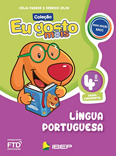 Eu Gosto Mais - Língua Portuguesa - 4º ano