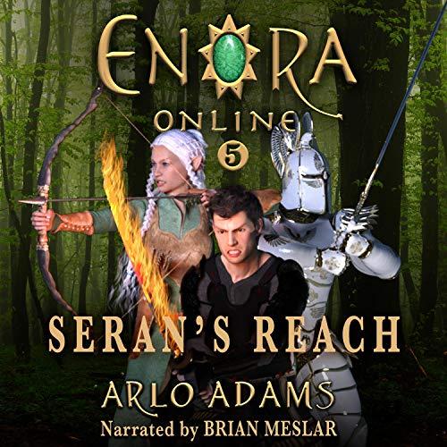 Seran's Reach cover art