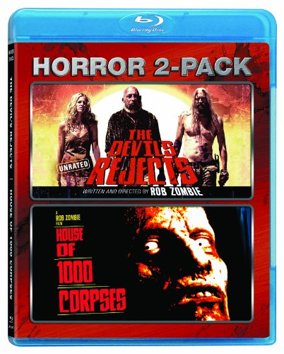 The Devil's Rejects / House of 1000 Corpses (Horror Two-Pack) [Blu-ray]