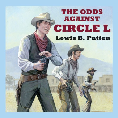 The Odds Against Circle L audiobook cover art