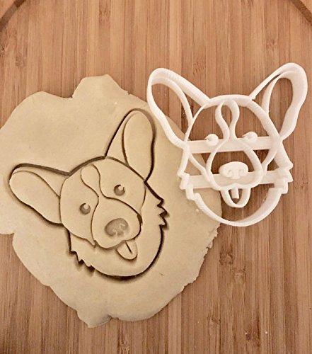 Loki the Corgi Cookie Cutter and Dog Treat Cutter