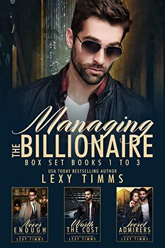 Managing the Billionaire Box Set Books #1-3 (English Edition)