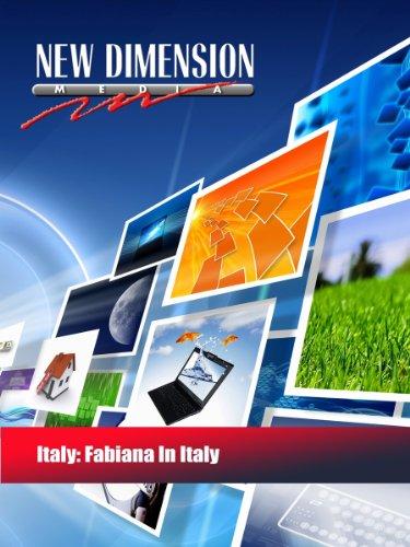 Italy: Fabiana In Italy
