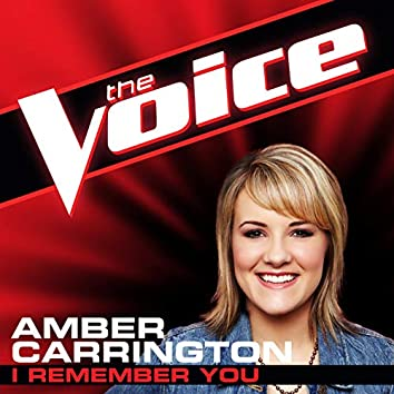 I Remember You (The Voice Performance)